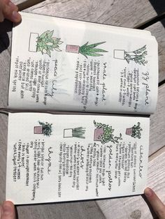 Updated plant care page! Bullet Journal Notebook, Bullet Journal Inspo, Bullet Journal Ideas Pages, Garden Journal, Nature Journal, Wicca, Journal Template, Book Of Shadows, Plant Care