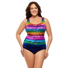 1c8948f794d11 150 Best Swimsuits Just For Us images | Plus size swimsuits, Plus ...