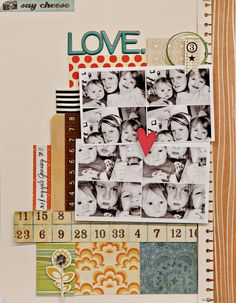 photo strips...need to do this for PL