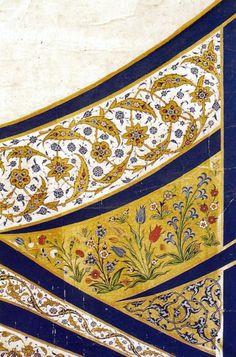 Rumi – Tezhip Sanatı