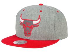 816145b1ebb Chicago Bulls Mitchell and Ness NBA H-Reflective XL Snapback Cap Hats Chicago  Bulls