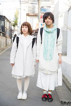 macromauro Backpacks, Hatra, Keisuke Yoneda & merci beaucoup in Harajuku (Tokyo Fashion, 2015)
