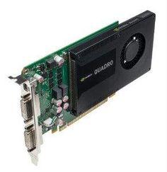 Pny Technologies Video Card - Nvidia Quadro K2000d - 2 Gb - Gddr5 Sdram - By