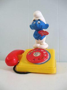 Smurf Phone