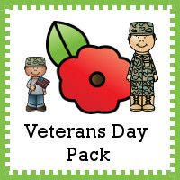 Every now and then I find a theme pack that I have not done but thought about. Veterans Day is such a theme. Veterans Day For Kids, Free Veterans Day, Veterans Day Activities, Holiday Activities, Kindergarten Activities, Book Activities, Country School, Math Sheets, Social Studies Activities