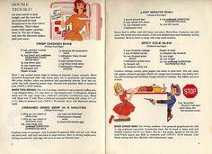 Carnation recipes