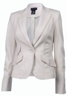 Sutton Studio Womens Notch Collar Bla... $34.99