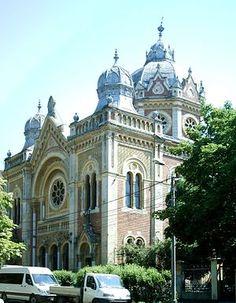 Sinagoga Fabric din Timișoara.Totul despre arhitectura ei: http://www.viziteazalumea.ro/despre-timisoara-banat/topul-celor-mai-frumoase-temple-din-timisoara/