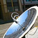 Building a parabolic solar hot water heater!!