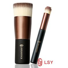 Best Makeup Kit | LSY LAMSAMYICK Beauty Brush Beauty Plus Clean Ance Brush Set Black ** You can get more details by clicking on the image. Note:It is Affiliate Link to Amazon.