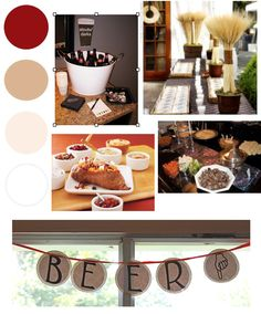 Beer Tasting Party | Perfect way to celebrate a birthday or special event!