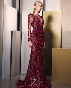 #ZNsignature2016 - 026  Haute Couture Collection by #ZiadNakad. ______ #ZN #fashion #uae #dubai #lebanon #paris #UK #abudhabi #qatar #kuwait #ksa #london #turkey #wedding #dress #women #star #celebrity #bride #bridesmaids #blogger #fashionblogger #fashionista #lebanesedesigner #fashiondesigner #middleeast #hollywood #beirut