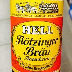 Flötzinger Bräu - Helles