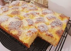 Vanille Butterkuchen / fluffig / lecker/ Vanilla butter cake/ ENG SUB Sarah&RecettesDeGâteaux Philadelphia Classic Cheesecake Recipe, Original Cheesecake Recipe, Cheesecake Recipes, Donut Recipes, Cookie Recipes, The Cheesecake Factory, Quick Dinner Rolls, Chewy Sugar Cookie Recipe, French Toast Bake