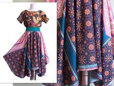 #bohemiansummer #bohodress Bohemian Summer, Boho Dress, High Low, Dresses, Fashion, Vestidos, Moda, Fashion Styles, Bohemian Dresses