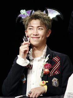 Rap Monster ❤ BTS at the Yeouido Fansign #BTS #방탄소년단