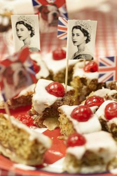 Cherry Bakewell Slices-recipe