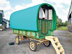 Retro Caravan, Gypsy Caravan, Gypsy Wagon, Bohemian House, Boho Gypsy, Gipsy Wedding, Gypsy Trailer, Wagons For Sale, Caravans For Sale