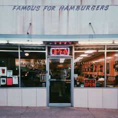 Hamburger King Shawnee, Oklahoma | Daniel Mudliar | VSCO Grid™