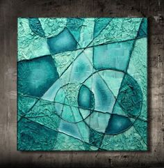 Her Art from the Attic Canvas Wall Art, Abstract Art Painting, Abstract Painting, Painting, Art, Texture Painting, Painting Projects, Abstract Geometric Art, Abstract