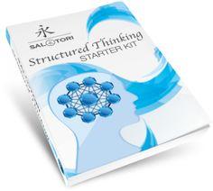 Structured Thinking Starter Kit Andy Shaw Saltori Thinking Free Kit