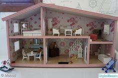 Lundby diy - romantiskt. styleroom.se