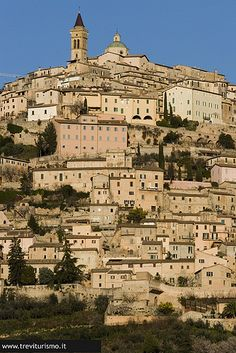 Trevi (Perugia), Umbria