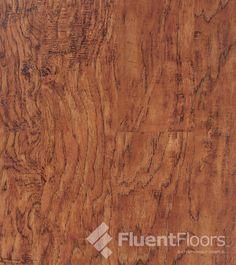 """Golden Hickory VF09 1/4"""" x 5-3/4"""" x 4' Vinyl Plank Flooring"""