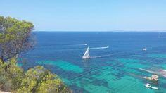 El Delta / Platja de Son Granada de Baix en Son Granada de Baix, Islas Baleares