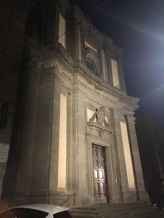 Viterbo - Chiesa del Gonfalone #iPro #iGuzzini #nuovamicozziluce