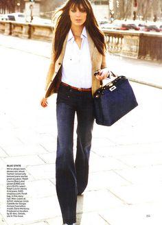 classic Daria. Love the blue bag