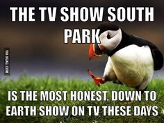 but really you want to know whats going on south park