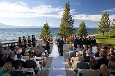 FABULOUS EDGEWOOD TAHOE WEDDING · LAURA & CHARLES - amazing photos!