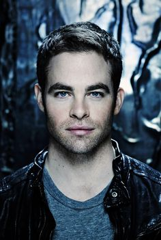 Chris Pine is a definate maybe for Cam with those cobalt blue eyes.