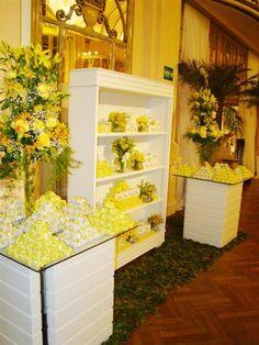 decoracao-amarela-casamento