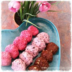 One Minute Macaroons #paleo #treat
