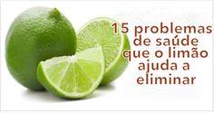 Vamos agora falar do limão.Esta fruta cítrica é riquíssima em vitamina C.Apesar de ser ácido no sabor, quando entre no organismo, torna-se alcalino para o corpo.