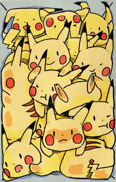 Pikachu (by Ak , Pixiv Id 2275687)