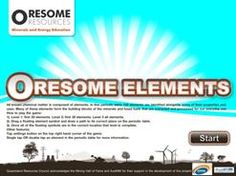 Oresome Elements is a great way to learn the elements of the periodic table.  Awesome...I mean Oresome!