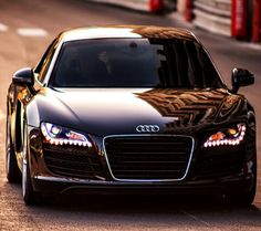 Audi...my next car!