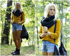 Urban Outfitters Mustard Knitted, Beyond Retro Second Hand, Dr.M Boots Summer Wear, Spring Summer, Doc Martens, Out Of Style, Senior Photos, Second Hand, Going Out, Urban Outfitters, Street Style