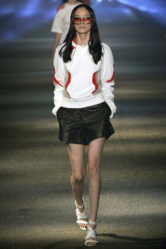 Prabal Gurung Spring 2013 Ready-to-Wear Fashion Show - Fei Fei Sun