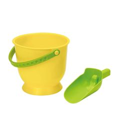 Scoop & Pail From Hape from The Wooden Toybox