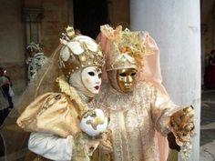 Carnaval de Veneza! | Unhas Inspiradas