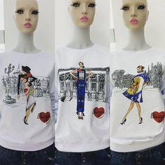 #fashion #illustration #tshirt #casual illustraed by me for Biayni