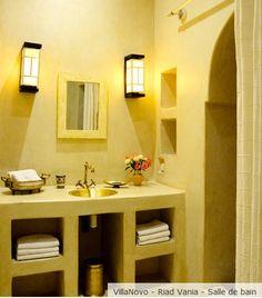 Afficher l\'image d\'origine   salle de bains mauresque   Pinterest ...