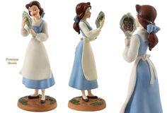 Princess Figurines   Walt Disney Figurines - Princess Belle - Walt Disney Characters Photo ...