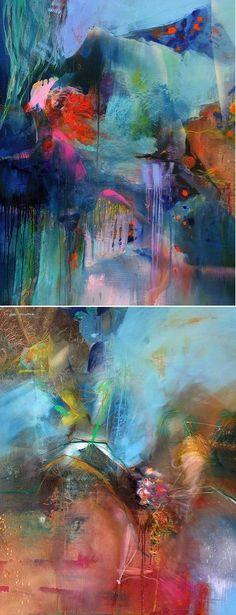 Stricher Gerard #abstractart