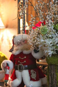 Christmas Decor by Romancing The Home Blogspot