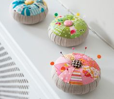 pincushion free sewi